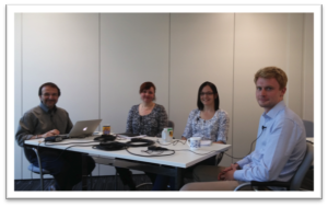 Vincent Racaniello interviews Emma Thomson (CVR), Gillian Slack (CVR), and Adam Kucharski (London School of Hygiene & Tropical Medicine) about their Ebola virus experiences